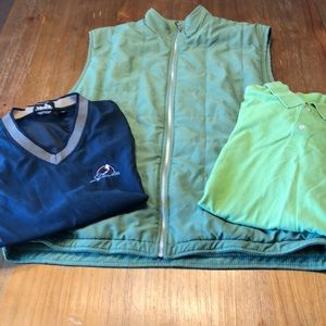 XXL men's golf set.